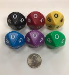 d10 Jumbo Dice Group Koplow - DiceEmporium.com