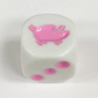 6 Sided Pig Die Product Number 00514