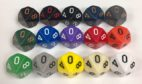 10 Sided Opaque Dice