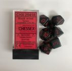 Black-Red-Chessex-Dice-CHX25418