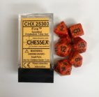 Fire-Speckled-Chessex-Dice-CHX25303