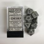 Grey-Black-Chessex-Dice-CHX25410
