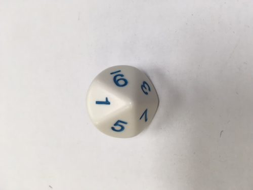 10 Sided Number Dice