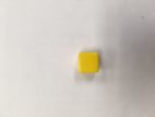 16mm 6 Sided Blank Yellow Dice