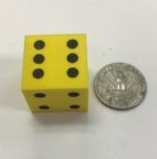 foam-dice-1-inch-yellow