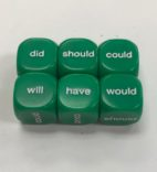 Helping Verbs Die/Dice - DiceEmporium.com