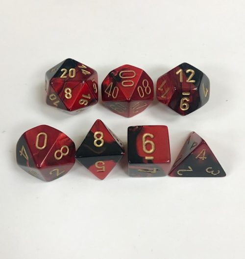 Black-Red-Gold-Gemini-Chessex-Dice-CHX26433