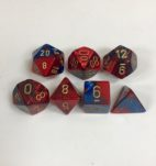 Blue-Red-Gold-Gemini-Chessex-Dice-CHX26429