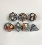 Copper-Steel-White-Gemini-Chessex-Dice-CHX26424