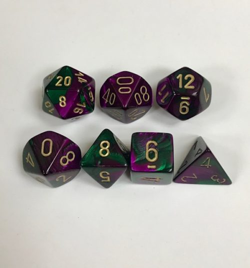 Green-Purple-Gold-Gemini-Chessex-Dice-CHX26434