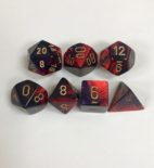 Purple-Red-Gold-Gemini-Chessex-Dice-CHX26426