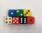 12mm Promotional Round Corner Opaque Dice - DiceEmporium.com