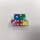 12mm Square Corner Transparent Set