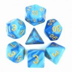 Sky-Blue-Blue-Blend-Dice-Set
