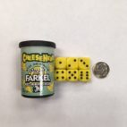 Cheesehead Pocket Farkel Dice - DiceEmporium.com