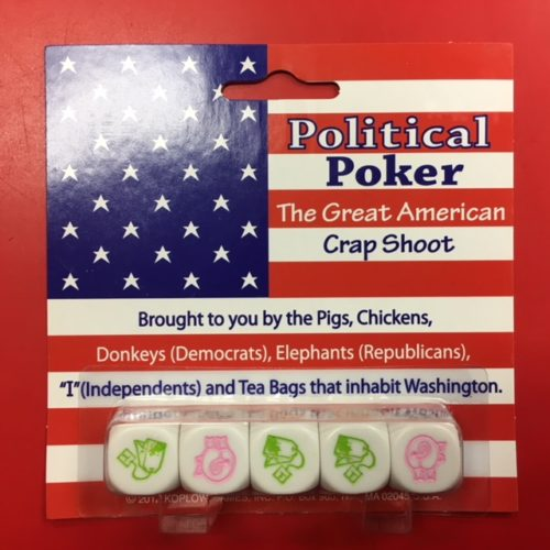 political-poker-dice-game