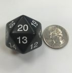 20-Sided-30mm-Black-Countdown-Dice
