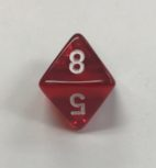 8-sided-clear-red-white-chessex