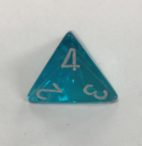 4-sided-clear-teal-white-chessex