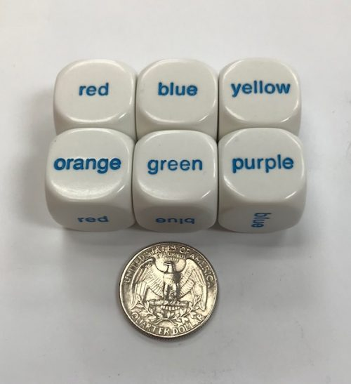 Color-Word-Dice