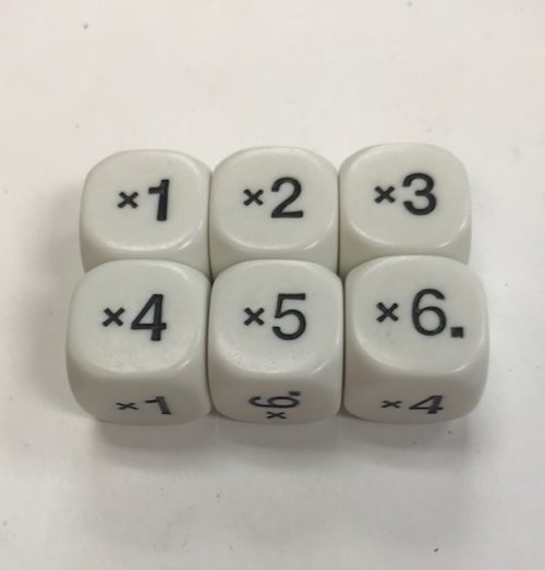 Multiplication-1-6-Dice