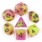 Purple-Green-Glow-In-Dark-Dice-Set