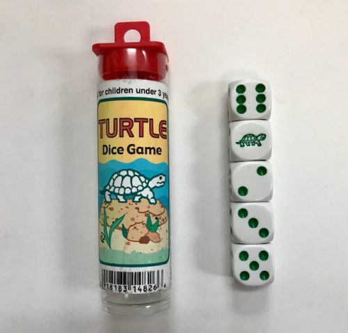 Turtle-Dice-Game