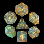 Luminous-Koi-Dice-Set
