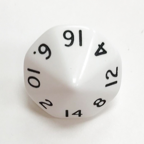 16 Sided Dice - DiceEmporium.com