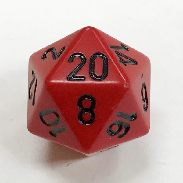 20 Sided Dice - DiceEmporium.com