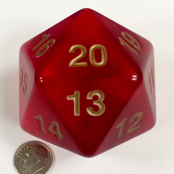 55mm Dice - DiceEmporium.com