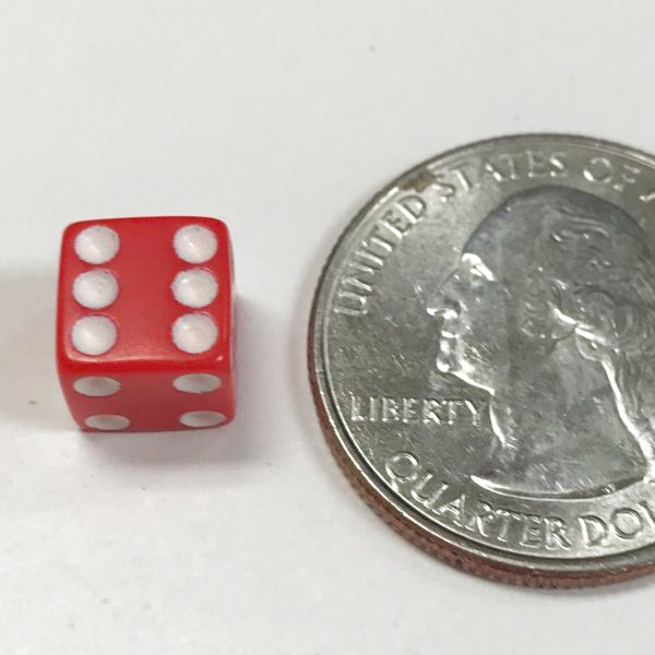 8mm Dice - DiceEmporium.com
