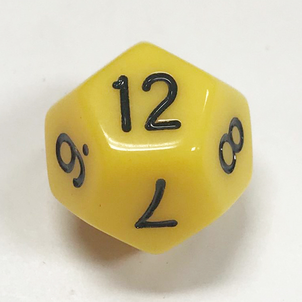 HD Opaque Dice - DiceEmporium.com
