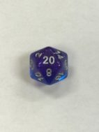 Twilight Sky 20 Sided Dice - DiceEmpori