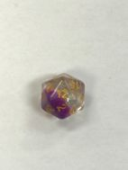 Violet Sunset 20 Sided Dice - DiceEmpori