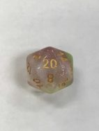 Dragon's Breath 20 Sided Dice - DiceEmporium.com