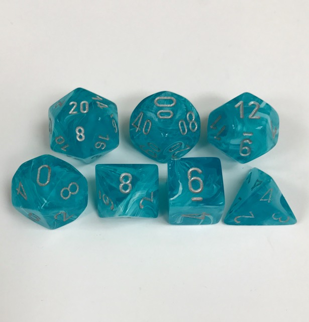 Chessex Signature ~ Cirrus Dice - DiceEmporium.com
