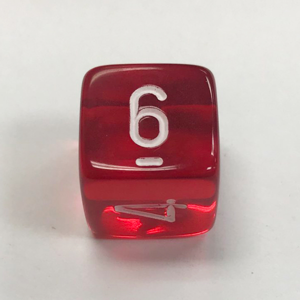 Chessex Translucent Dice - DiceEmporium.com