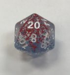 20 Sided Coral Reed HD Dice - DiceEmporium.com