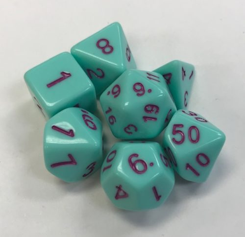 HD8 Dice Set - DiceEmporium