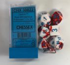 Gemini Red-White/blue Chessex