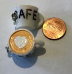 Cafe Cup Charm
