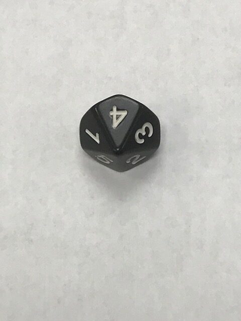 d10 1-5 twice 16mm - DiceEmporium.com