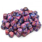 16mm Purple & Blue Blend dice - DiceEmporium.com