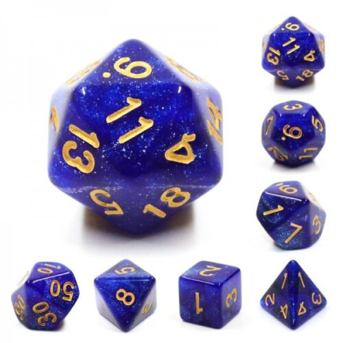 Blue Galaxy - DiceEmporium.com