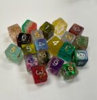 D6 random lot of 20 - DiceEmporium.com