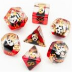 Ghostface 7 die Set - DiceEmporium.com